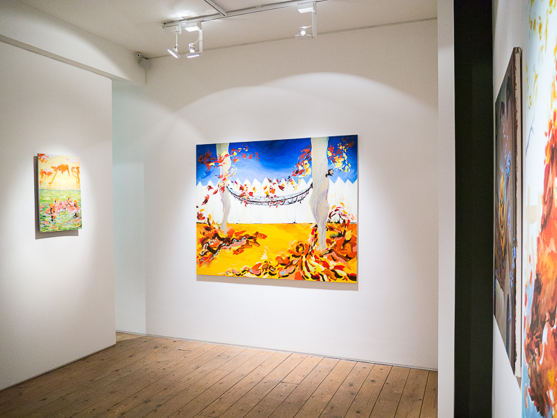Installation photo exhibition Michael O'Reilly Saltawater at Cabin gallery-4.jpg