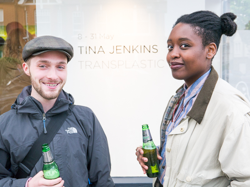 Tina Jenkins Transplastic Private View at CABIN Gallery-18.jpg