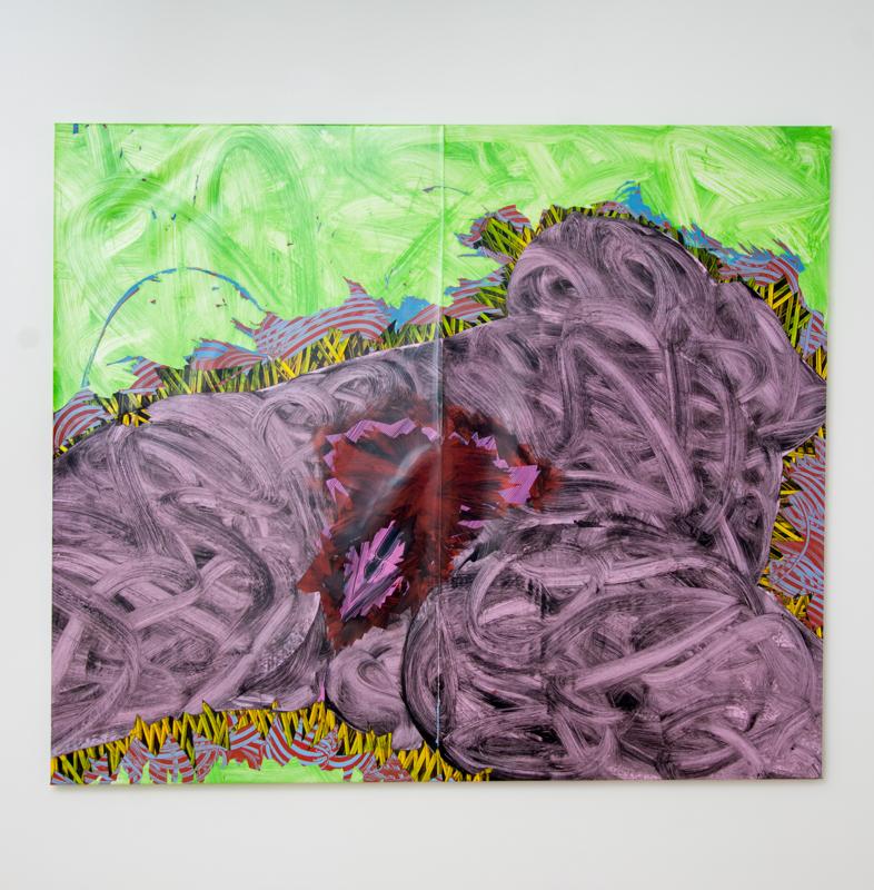 Courbet's Crack, 2015