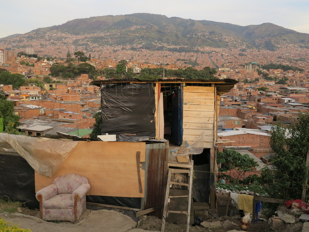 Medellín – Quartier Moravia