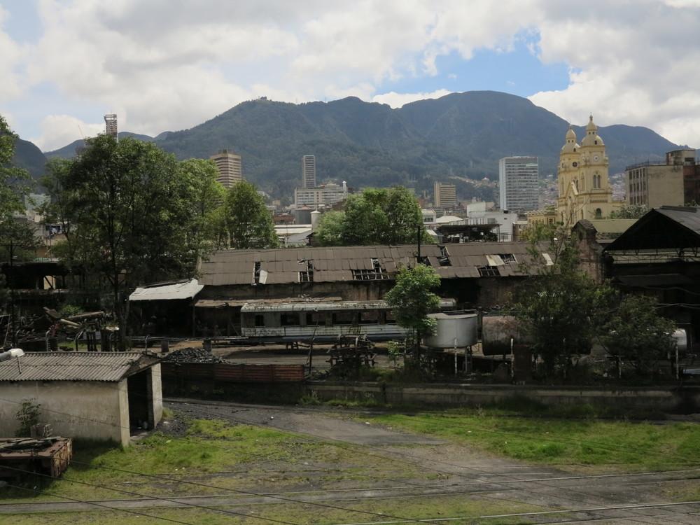 Fundación Escuela Taller dans le centre de Bogotá