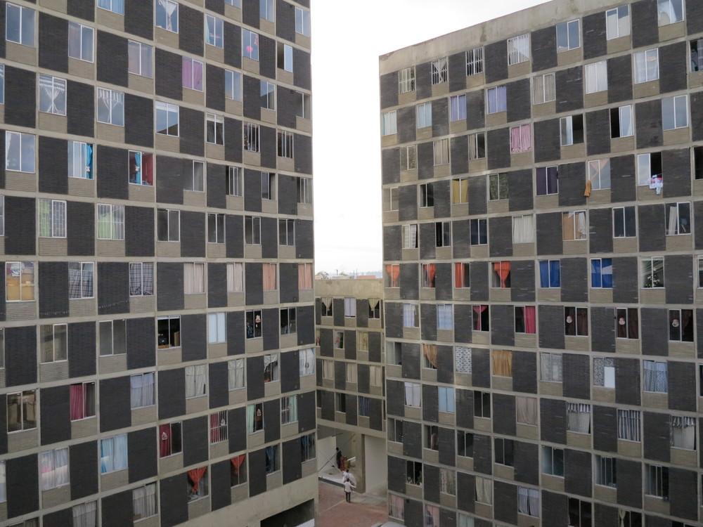 Bogotá – Vivienda de interés prioritario (hlm) -PLAZA DE LA JOYA