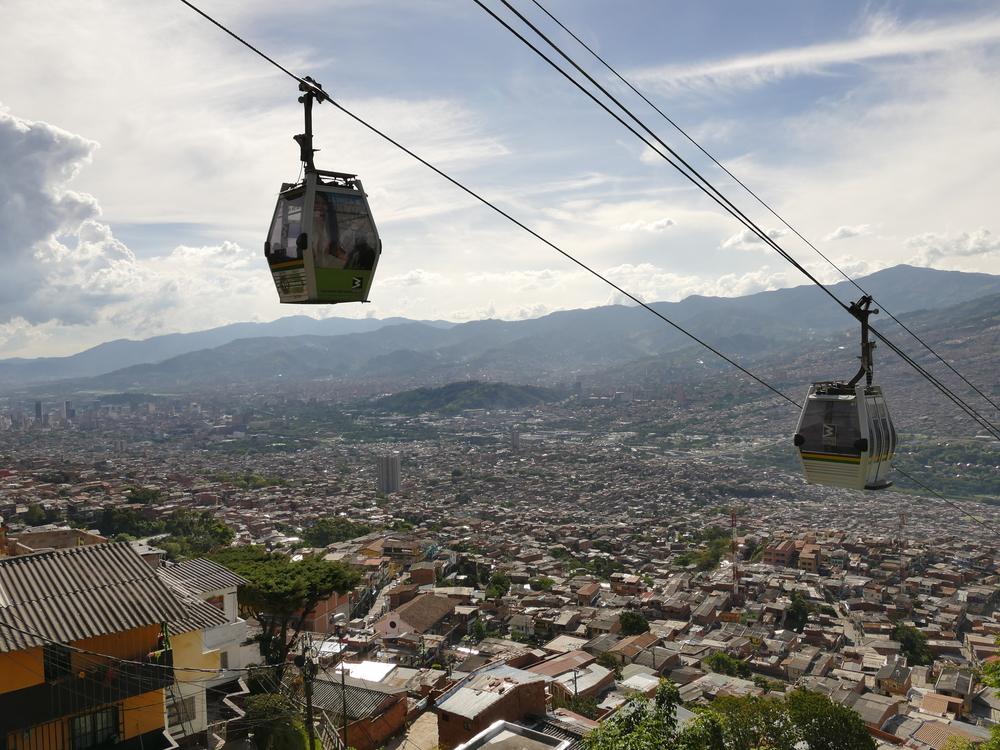 Medellín – Le Metrocable