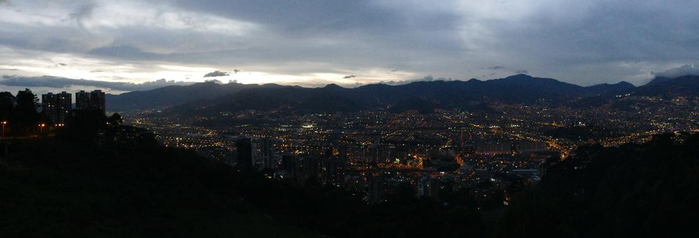 Medellín - Via de Las Palmas