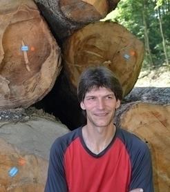 Lorenz Zimmermann Forstwartvorarbeiter
