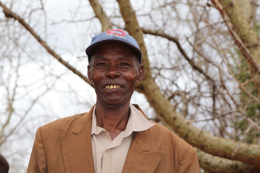 Peter – Village Elder of NGALUNI