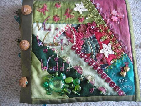 announcing: Crazy Quilt Block Sewalong SewCanShe Free Daily Sewing Tutorials
