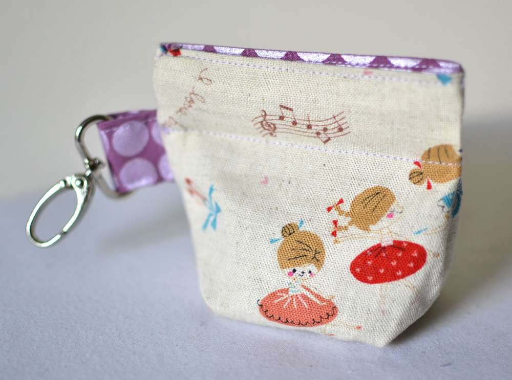 Diy Coin Purse No Sew Especially when I can stitch