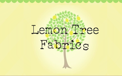 A $50 gift certificate to Lemon Tree Fabrics.