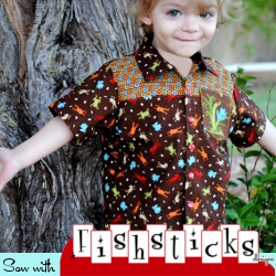 5 pdf patterns from Fishsticks Designs.