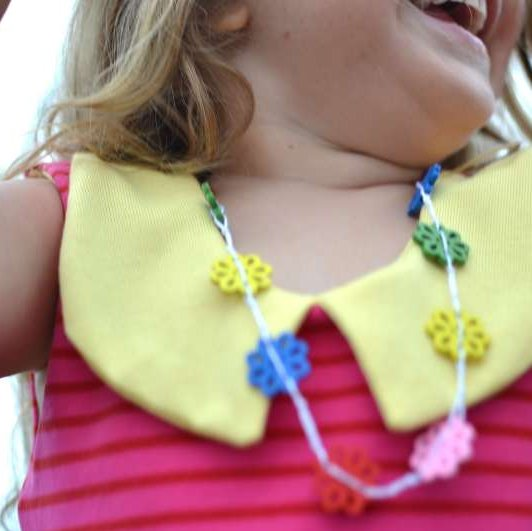 how to make a necklace with string for boys