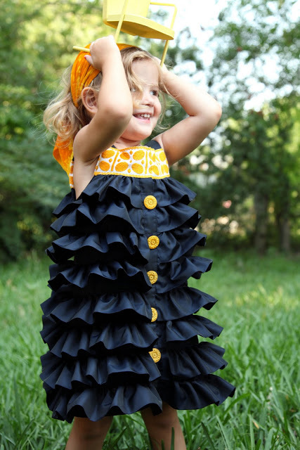 Ruffle Clover Tutorial by No Big Dill