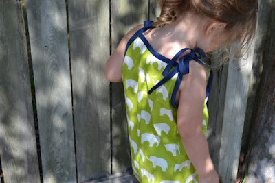 The Classic Romper by Carolina Fair Designs