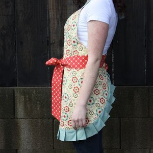 The Nae Nae Apron Tutorial from craftiness is not optional