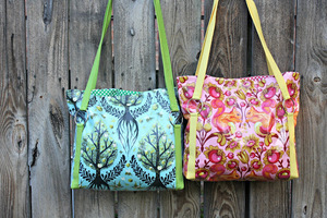 The Sawyer Bag by Sew Sweetness