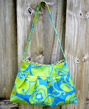 Pleated Purse Tutorial by blue susan makes