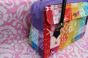 The Conversation Bag by Sew Sweetness