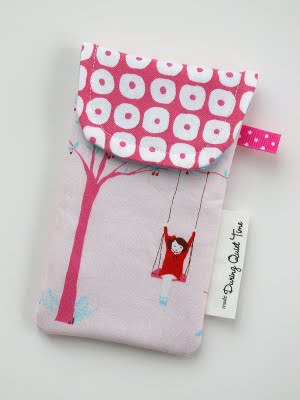 iPhone pouch by During Quiet Time