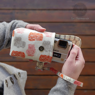 Camera Case by Amy Friend
