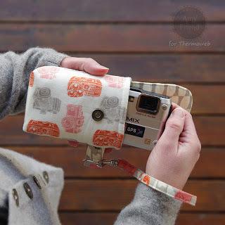 Camera Case by Amy Friend