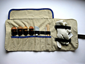 Roll up Tool Case by Show Tell Share