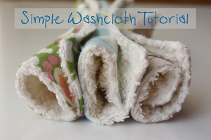 Simple Washcloth Tutorial by Zaaberry