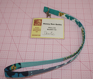 Lanyard Tutorial from Simply Cotton