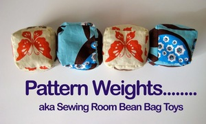 Pattern Weights by Zaaberry