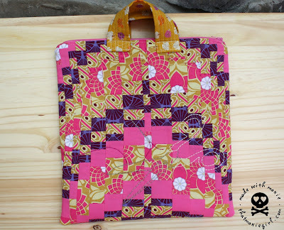 Bargello Bag From Made with Moxie