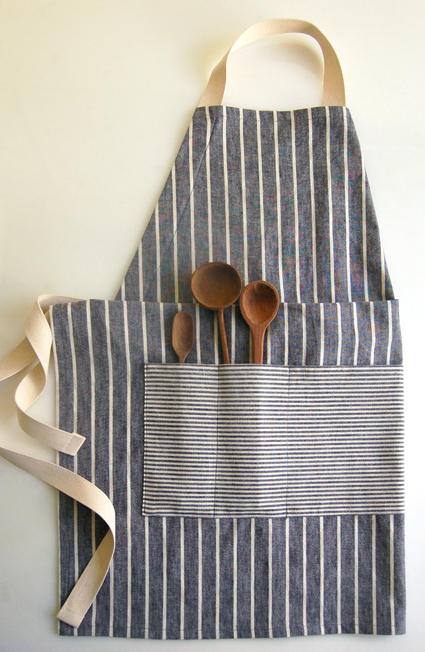 Adjustable Apron by The Purl Bee
