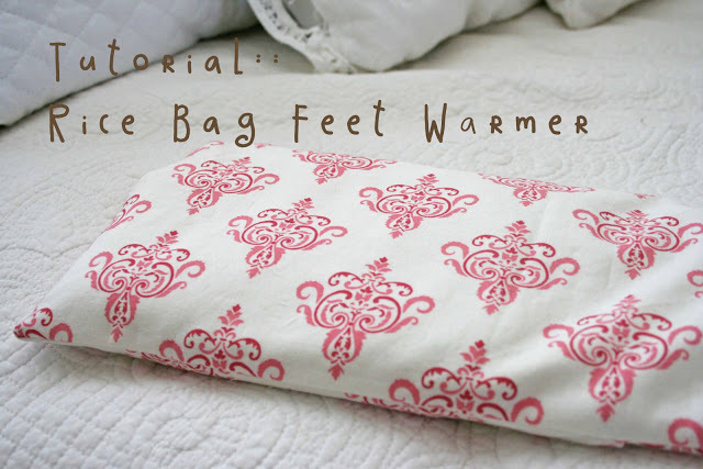 Rive Bag Feet Warmer by V and Co