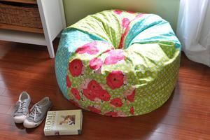 Free Bean Bag Pattern by Making it Fun