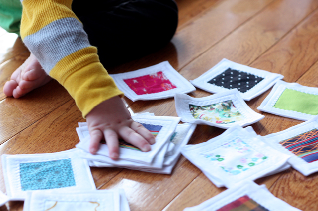 DIY Memory Game from Oh Sweet Joy