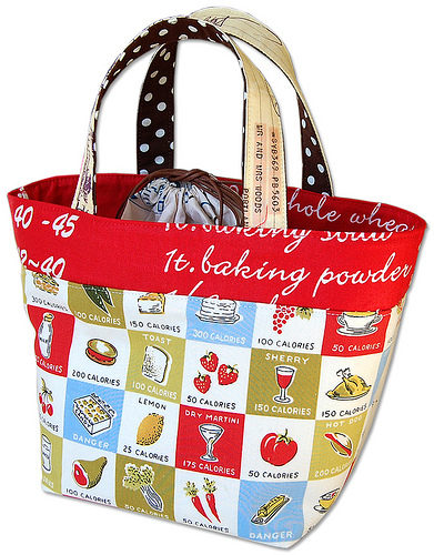 Lunch Bag by Pink Penguin