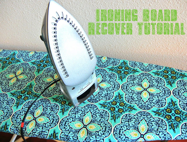 Ironing Board Cover by Sweet Verbena