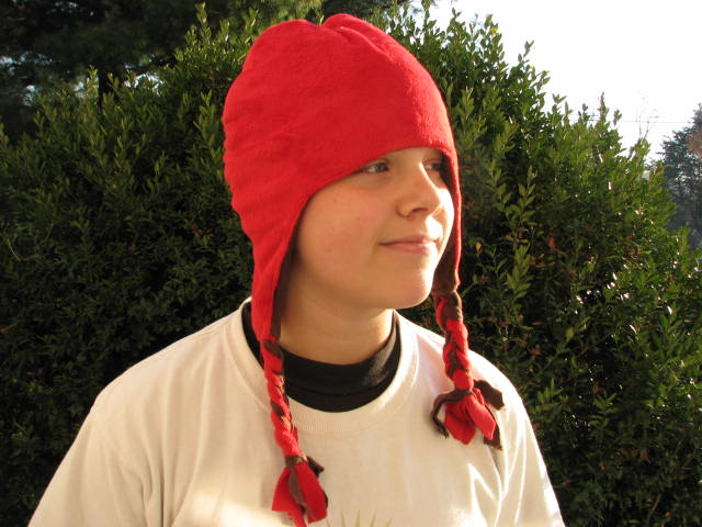 Trapper Hat from Fleece Fun
