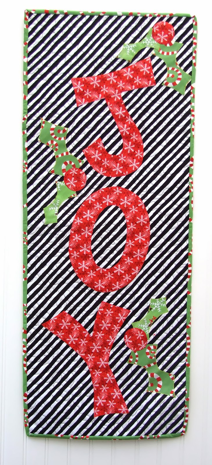 Jennifer Jangles Joy Wall Hanging
