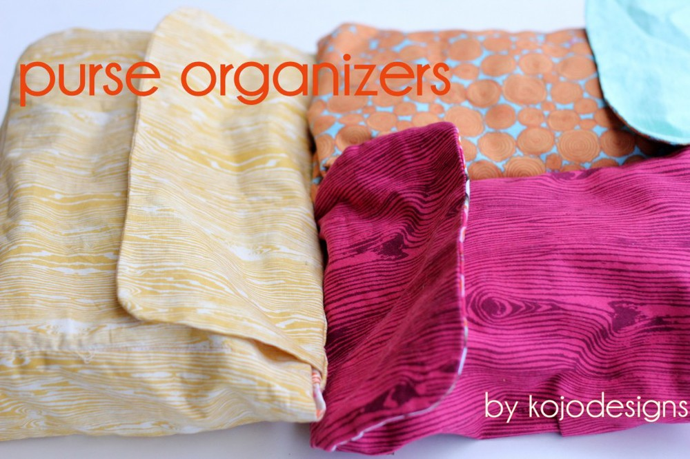 Purse Organizers from Kojodesigns