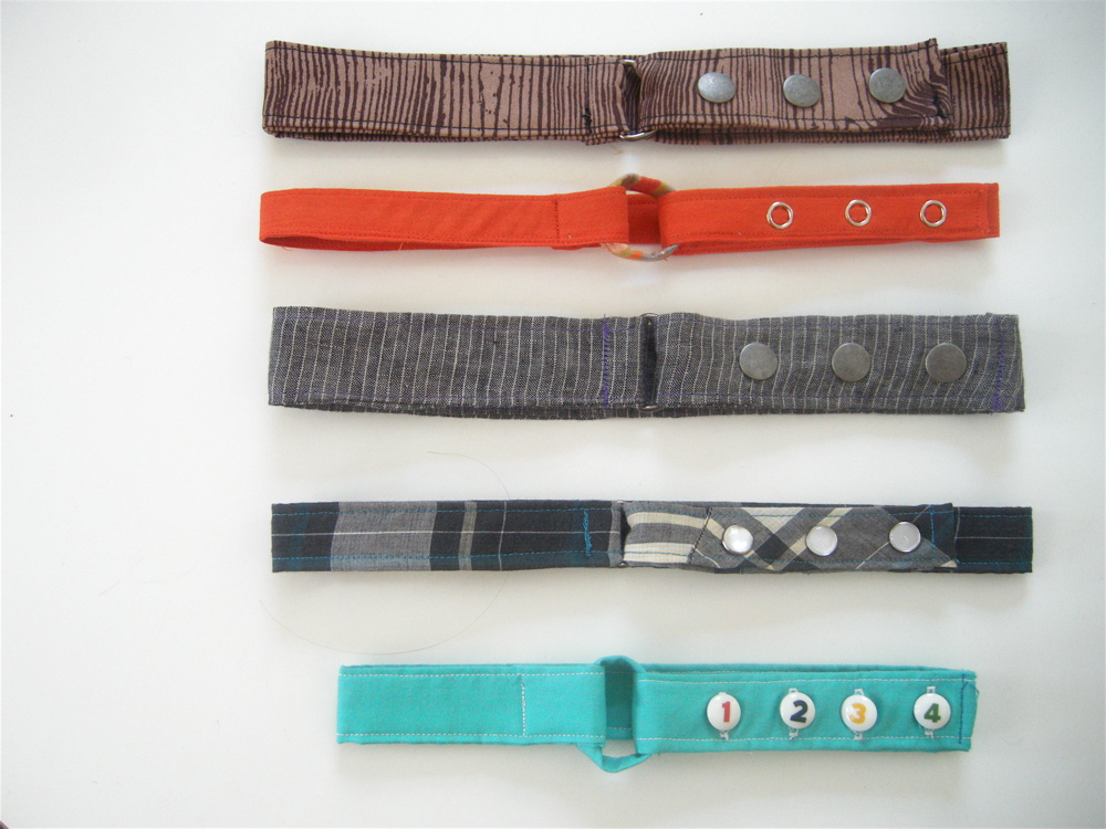 DIY belt tutorial for boys! or girls or you