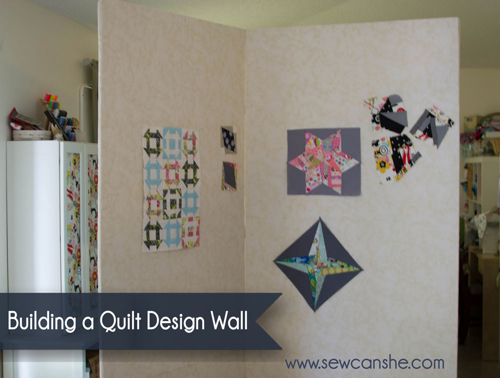 building a quilt design wall sewcanshe free sewing