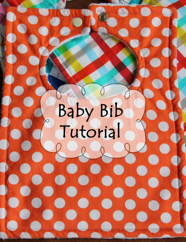 Fat Quarter Baby Bibs from 2 little Hooligans
