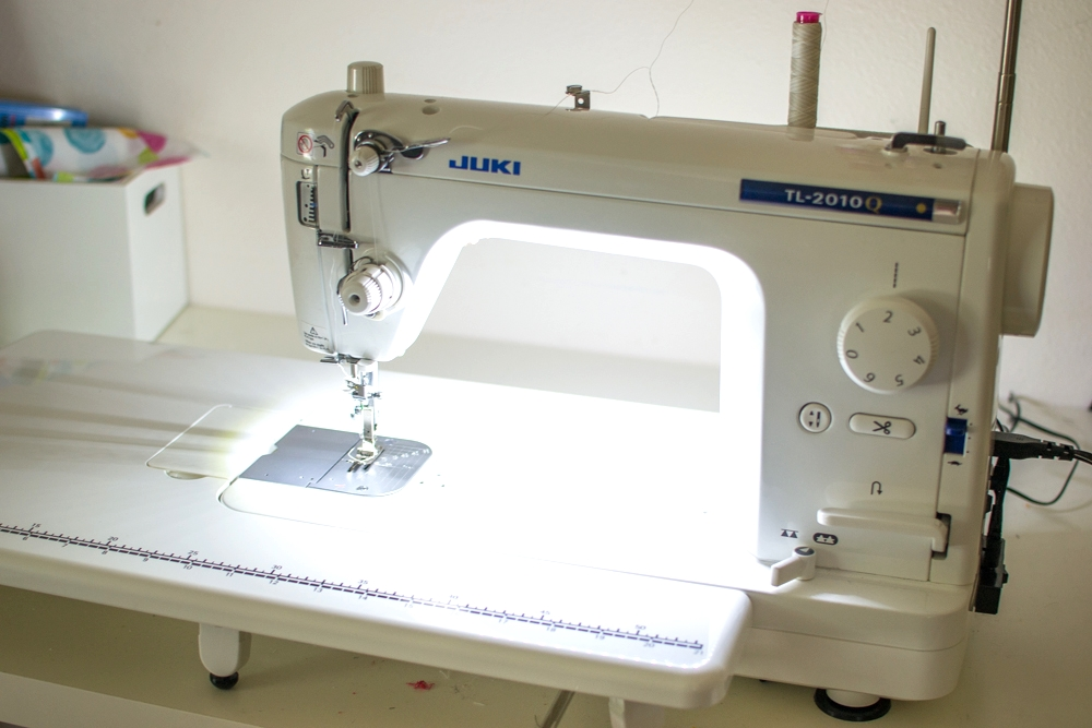 Update On The Inspired LED Sewing Machine Lights SewCanShe Free Delectable Sewing Machine Beginners Kit