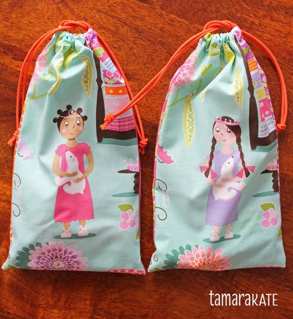 Party Loot Bags from Tamara Kate