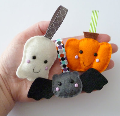 Cute little Halloween decorations