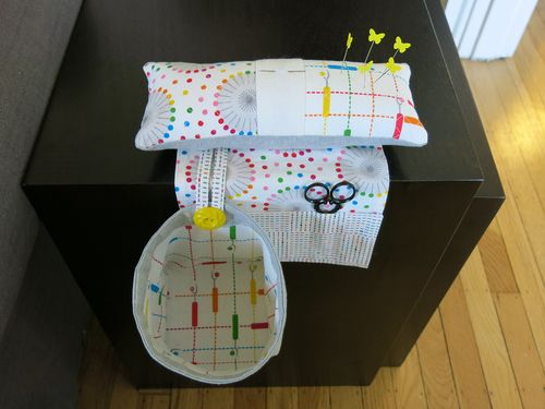 Pincushion Organizer from Oh Frannson