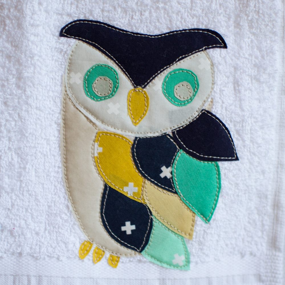 Applique Of The Month The Ruffled Feathers Owl Sewcanshe Free