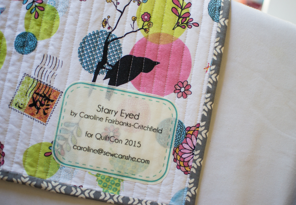 Quilt Labels! {free printable} — SewCanShe | Free Sewing Patterns ... : examples of quilt labels - Adamdwight.com
