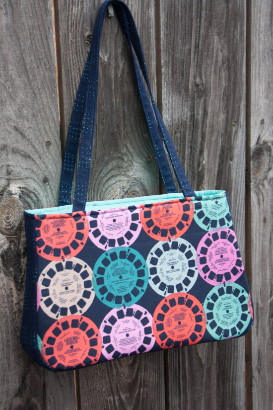 The Baker Street Bag from Sew Sweetness