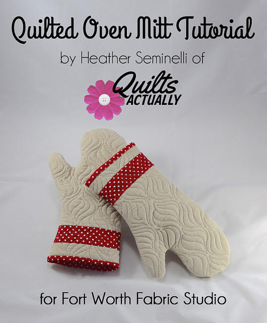 Friday Spotlight Heathers Quilted Oven Mitts Sewcanshe Free