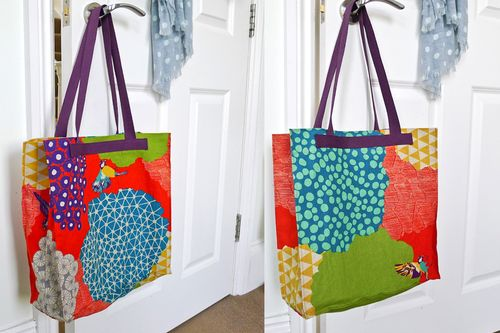 The #GBSB Great British (Busy) Sewing Bee Bag  from U-Handbag